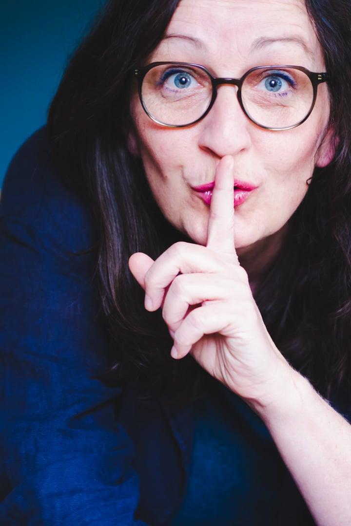 Über mich: Das bin ich, Anja Danisewitsch, Storytellerin